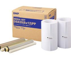 DNP Mediaset DS820 20×30 Pure Premium für 2×110 Prints