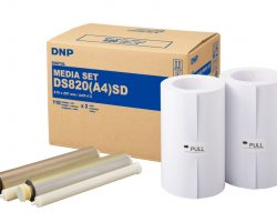DNP Mediaset DS820 A4 SD für 2×110 Prints