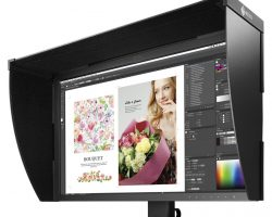 Eizo ColorEdge CG 2730 schwarz, 27″ Zoll mit integriertem Farbmessgerät