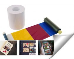 DNP Mediaset DS620 Selbstklebend 15×20 für 2×200 Prints 15×20 oder 2×400 Prints 10×15