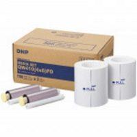 DNP Mediaset QW410 10×15 für 2×150 Prints PD
